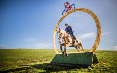 Lindores Danny MacAskill Hay Bale fence