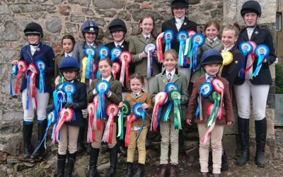 Glenrothes Pony Club Season Review 2017