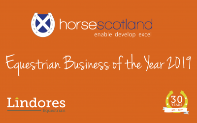 Equestrian Business of the Year 2019!