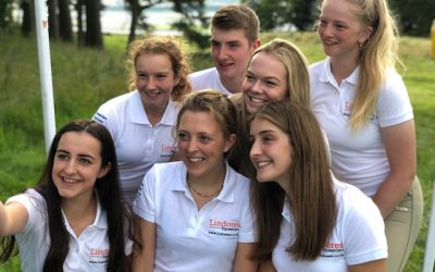 British Eventing U18 Scottish Team 2019 – Quick Q&A's
