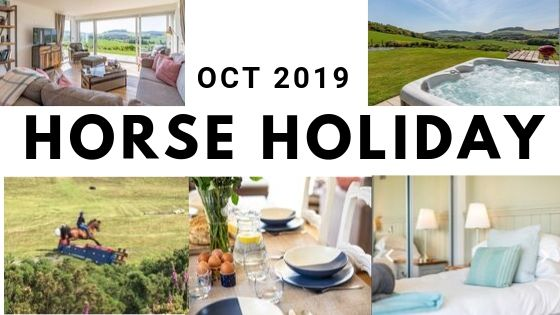 Oct 2019 Horse Holiday Package
