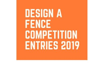 Design a fence Competition Entries