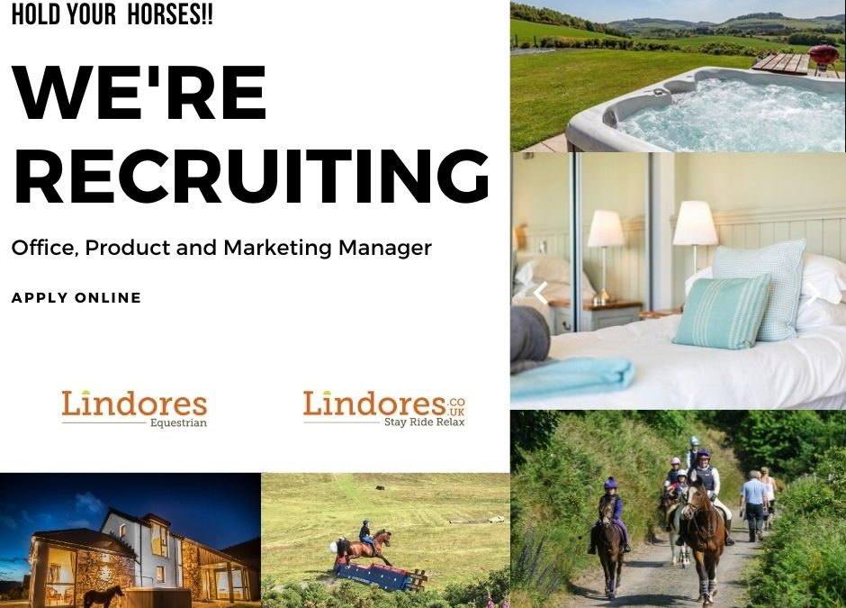 Job Opportunity – Lindores
